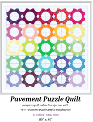 Pavement Puzzle Templates en Patroon
